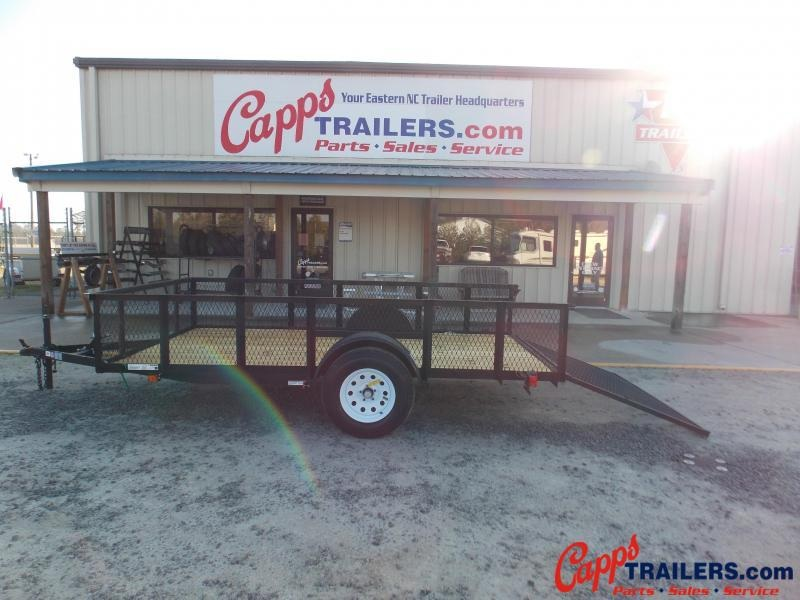 2021 Carry-On CO 6X12GWHSWT Utility Trailer
