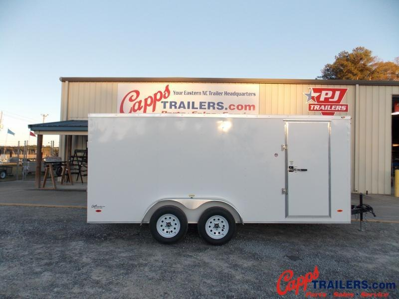 2021 Freedom Trailers FD 7X16TA2-VN3 Enclosed Cargo Trailer