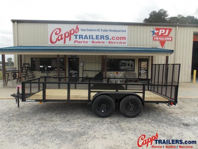 2022 Triple Crown Trailers U6XT16TG 2M Utility Trailer