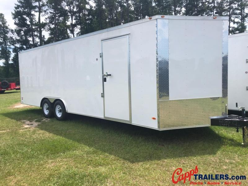 2020 Freedom Trailers 8.5X24TA3 Enclosed Cargo Trailer