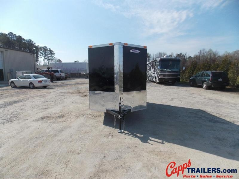 2021 Freedom Trailers 6X12SA-VN Enclosed Cargo Trailer
