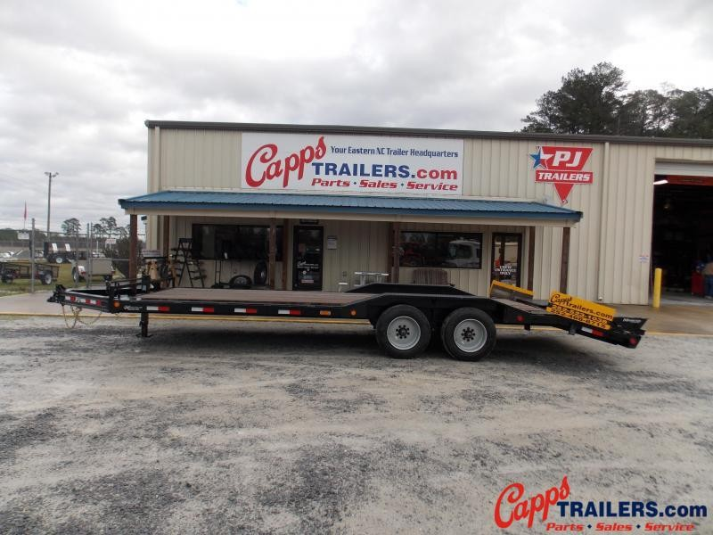 2020 PJ Trailers PJ H6T24K2BS5K-ST05 Equipment Trailer