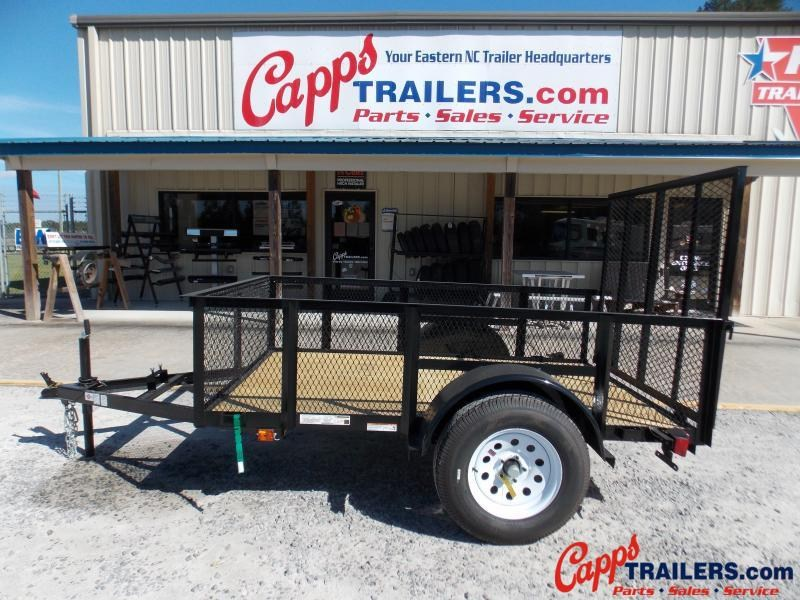 2020 Carry-On CO 5X8GWHS Utility Trailer