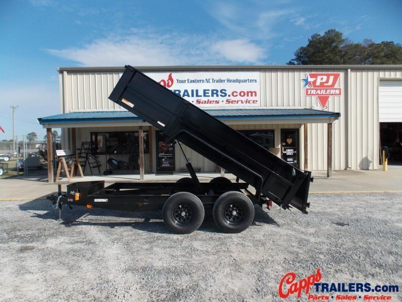 2021 Carry-On 6x12DUMPLP10K-24HS - Dump Trailer