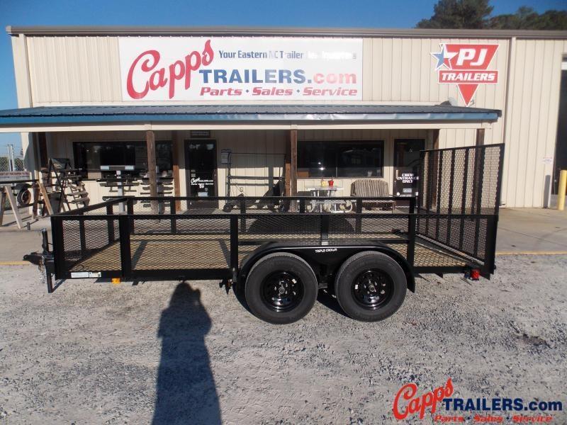 2022 Triple Crown Trailers U6X14TG2M Utility Trailer