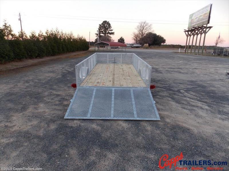 2020 Road King RK 6x12GUT2M Utility Trailer