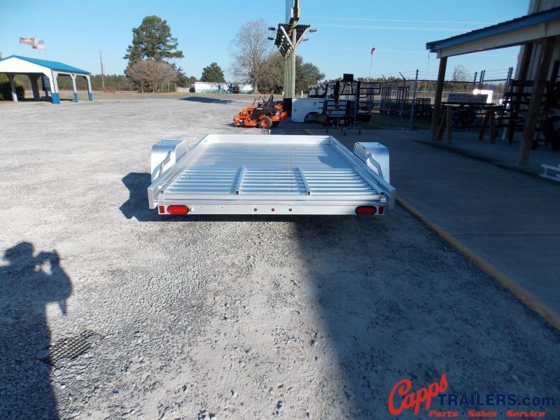 2021 Aluma 7810ESA-S-TG Utility Trailer