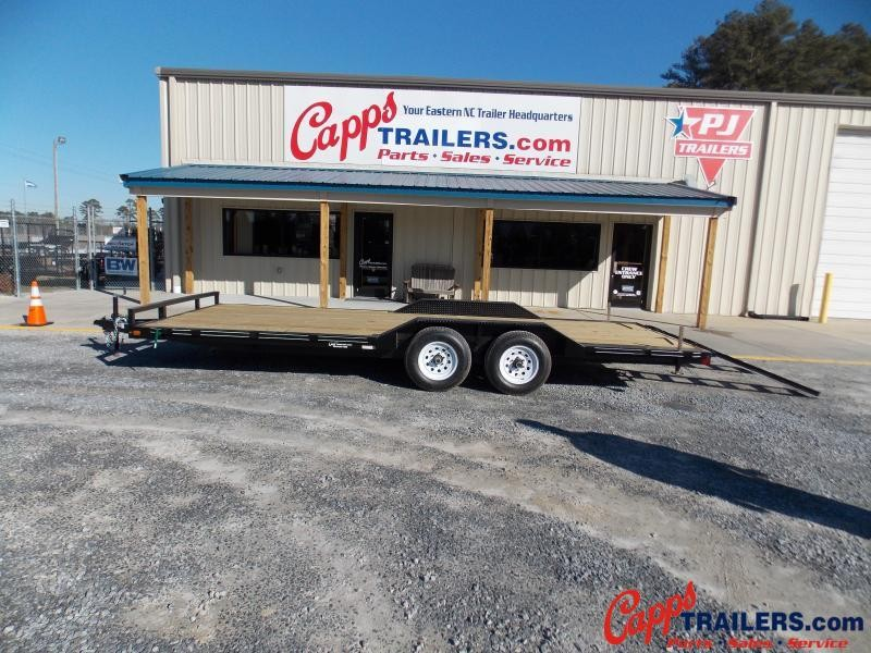 2020 Carry-On CO 8.5X20CHFTSR10K Equipment Trailer