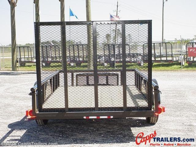 2020 Carry-On CO 5.5X10GWPT Utility Trailer