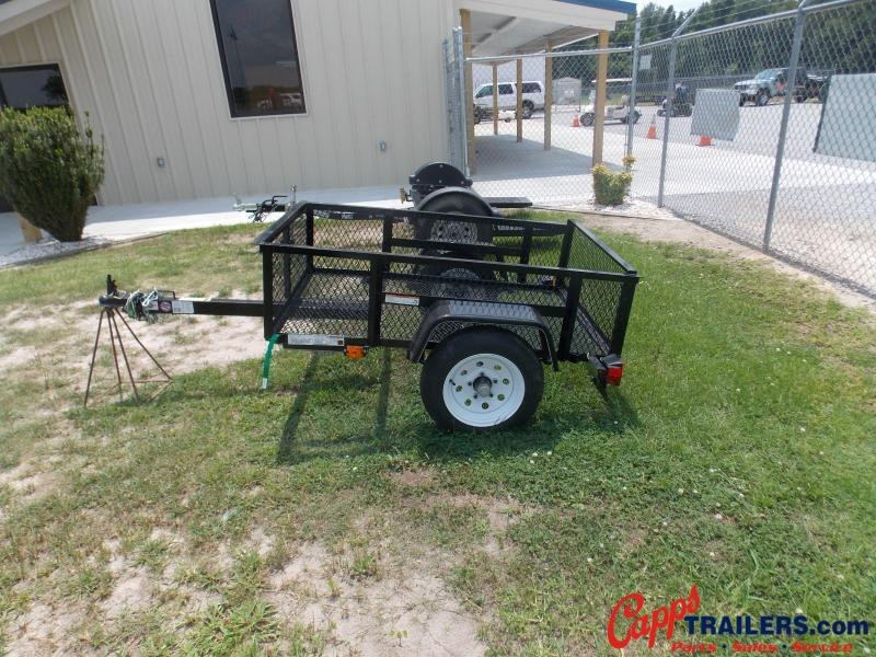 2019 Carry-On CO 3.5X5LSHS Utility Trailer
