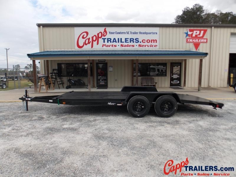 2021 Carry-On CO 7X18SF1BRK Car Hauler