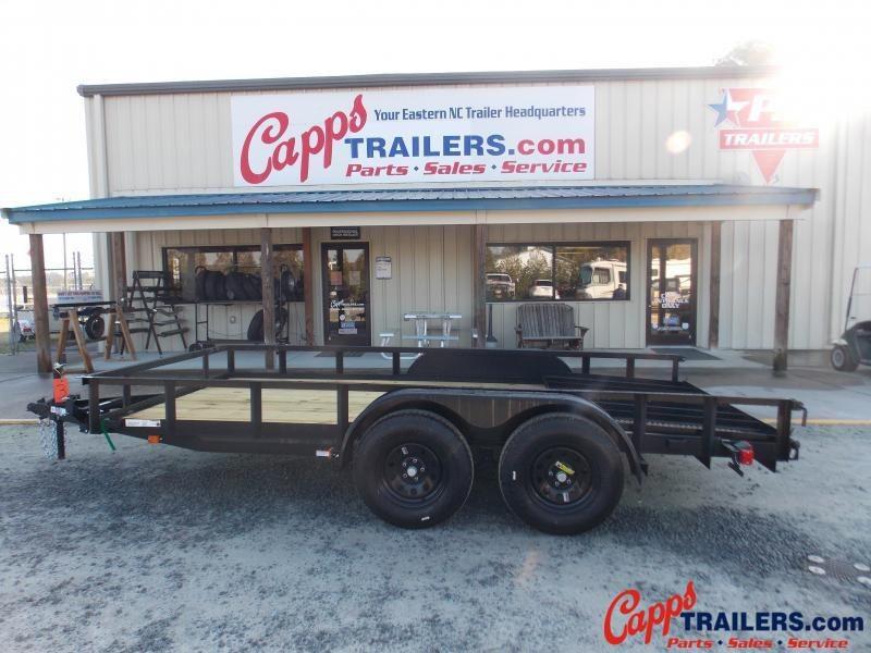 2021 CO Trailers CO 6X14GW1BRK Utility Trailer