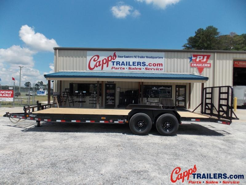 2021 PJ Trailers PJ CCJ2472BSJKBT Car Trailer