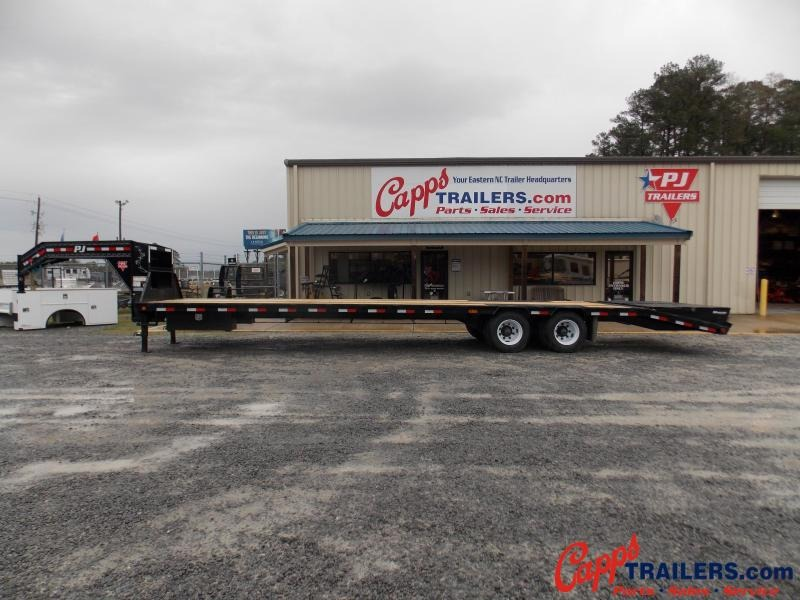 2020 PJ Trailers PJ LDH35G2BSKWBC-S302 Farm / Ranch