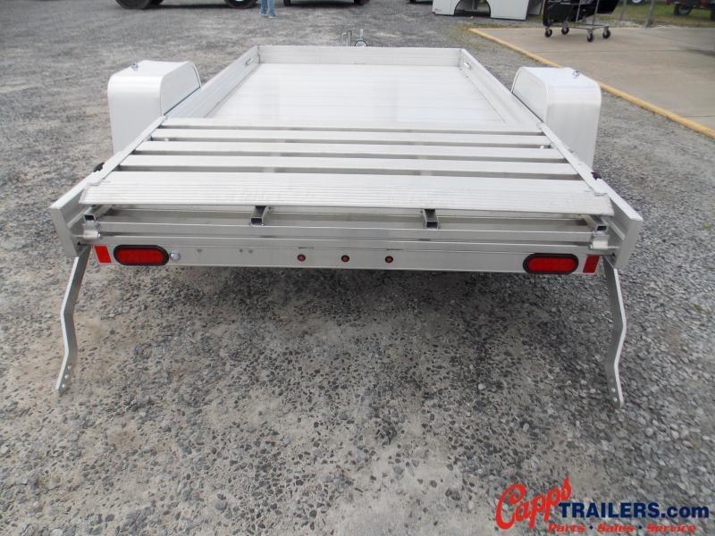 2021 Aluma 6810H-S-BT Utility Trailer