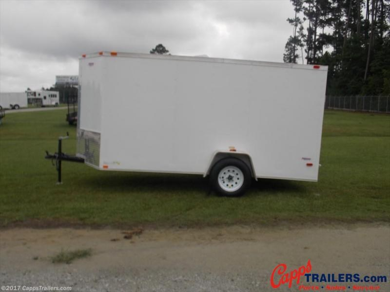 2021 Freedom Trailers FD 6X12SA-VN Enclosed Cargo Trailer
