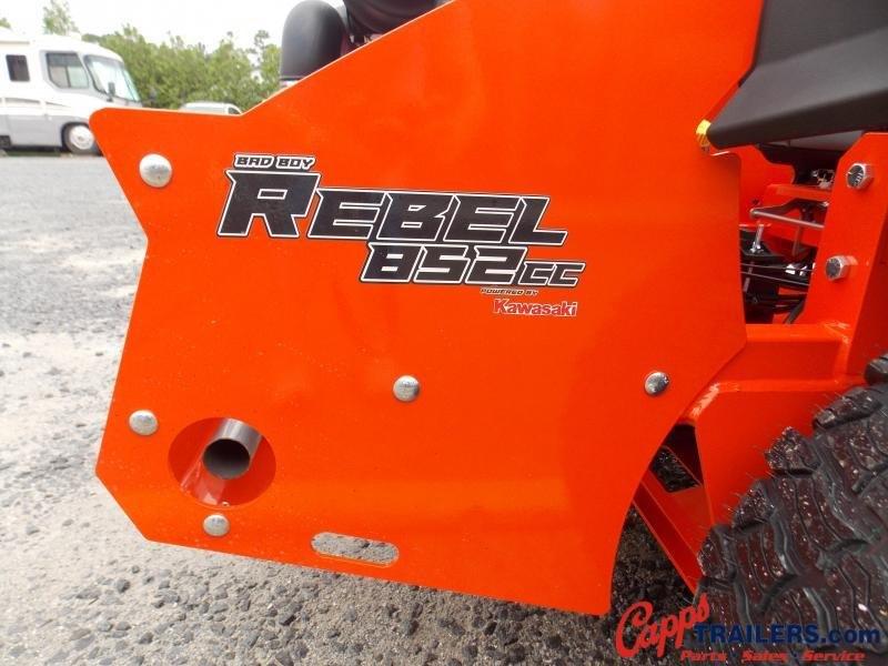2020 Bad Boy Outlaw Rebel BRB61FX850 Lawn
