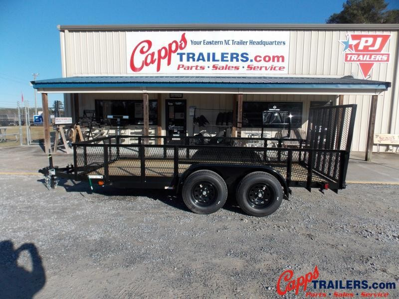 2020 Carry-On CO 6x14GWHS1BRK Utility Trailer