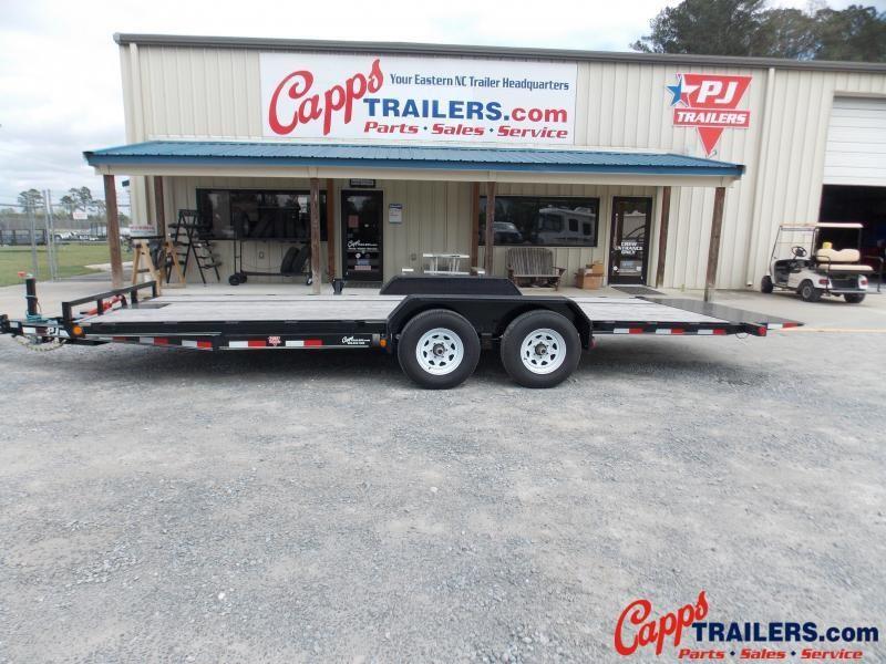 2021PJ Trailers THJ2252ESTK48FQV Tilt Deck