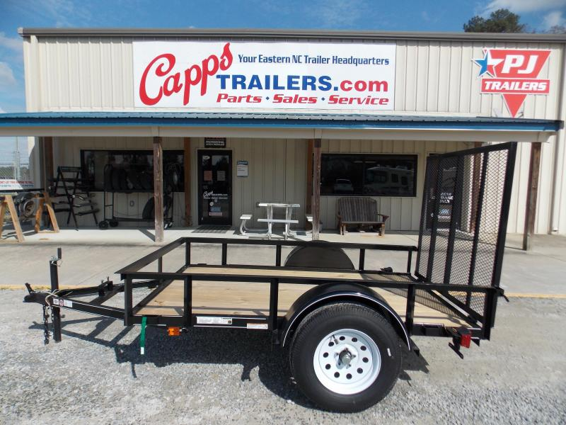 2020 Carry-On 5X8GW Utility Trailer