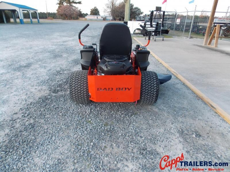 2021 Bad Boy ZT AVENGER BAZ54KT740 Lawn Mower