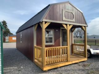 2022 Derksen Lofted Barn Cabin