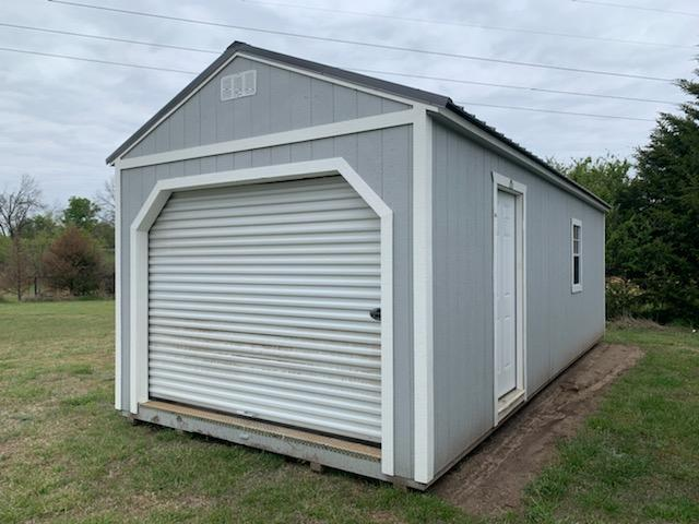 2022 Derksen Portable Garage