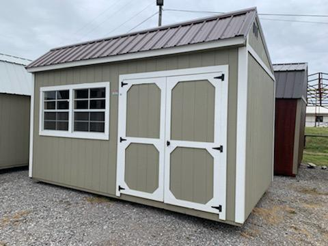 2022 Derksen Standard Cottage Shed