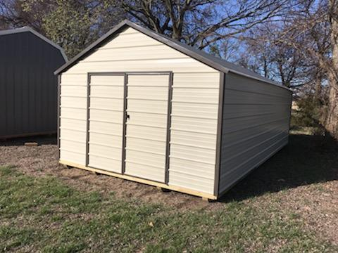 2022 Derksen Best Value Utility Shed