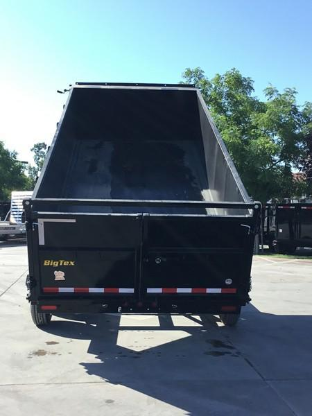 New 2020 Big Tex 16LX-16P3 17.5 GVW 7x16 Dump Trailer