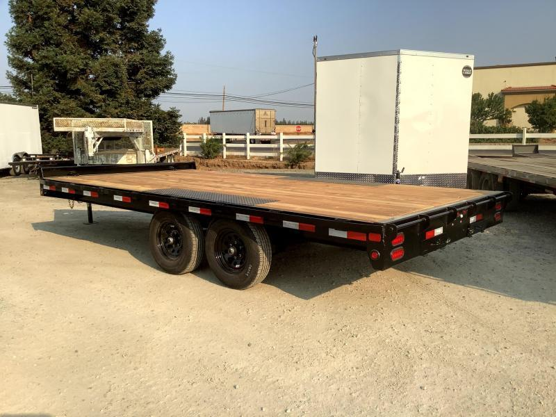 "NEW 2022 Big Tex Trailers 14OA-18 102"" x Over-The-Axle16' 14k GVW  Equipment Trailer"
