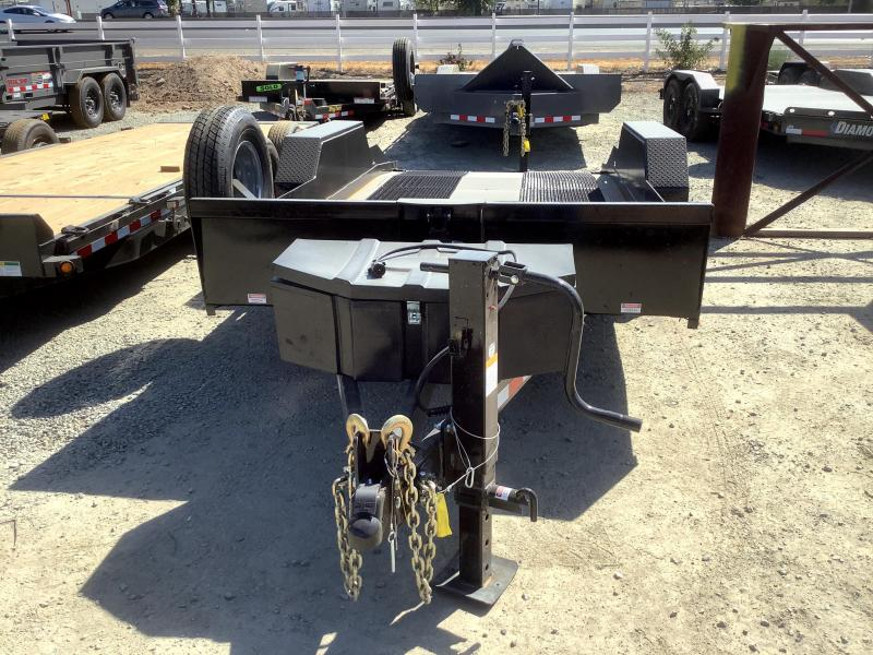 "NEW 2021 Midsota SL-16 80"" x 16' 15400 GVW Equipment Trailer"