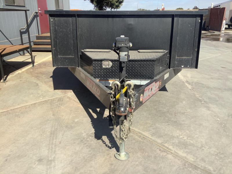 Pre-Owned 2016 MAXXD A620 Drop and Load 7' x 20' 10k GVW Car / Racing Trailer