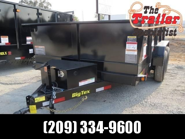New 2020 Big Tex 10LX-12 7X12 10K Dump Trailer