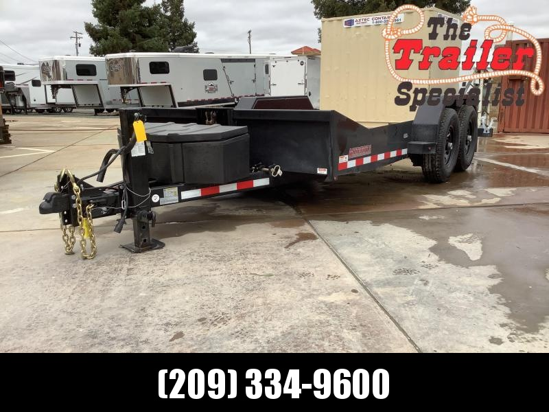 NEW 2021 Midsota SL-16 80' x 16' 15400 GVW Equipment Trailer