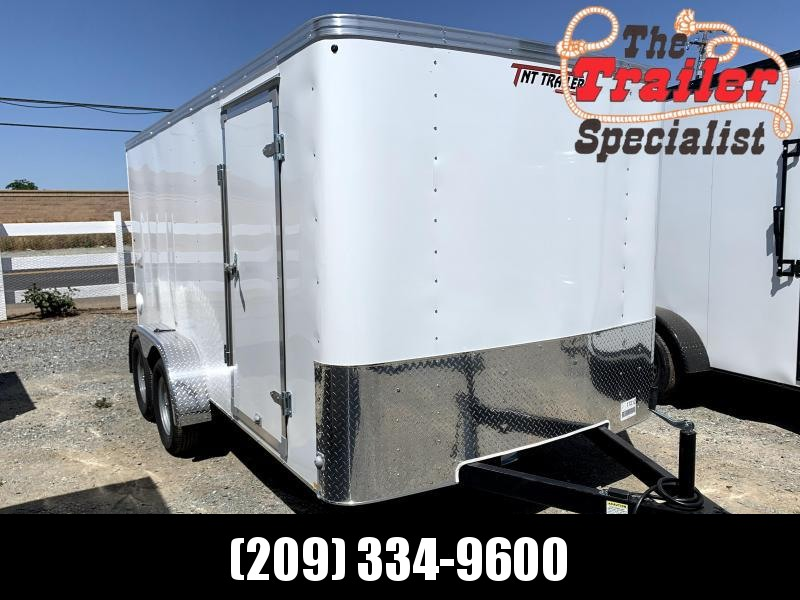 2021 Mirage Trailers Xpo 7' x 14' 5k GVW Enclosed Cargo Trailer