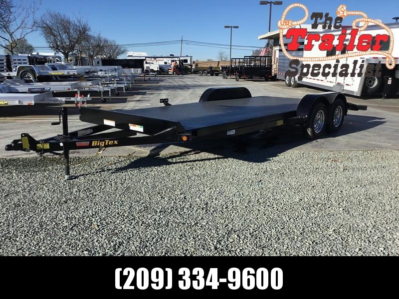 New 2020 Big Tex  70DM-20 7x20 Car/Racing Trailer