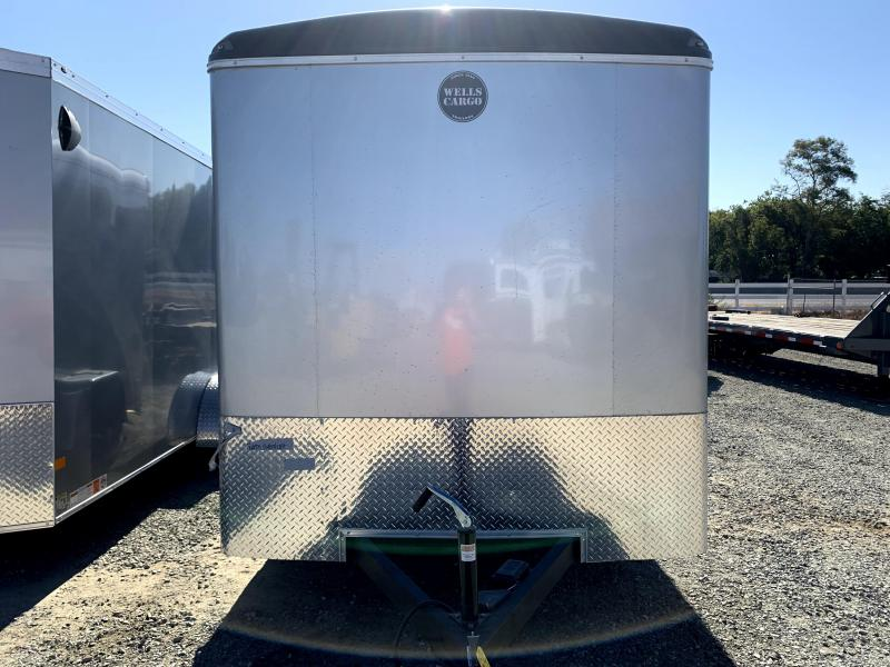 NEW 2022 Wells Cargo Road Force 7 x 12 5k Enclosed Cargo Trailer