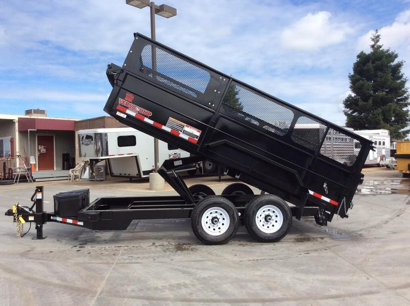 NEW 2020 HEAVY DUTY Midsota HV-14 Dump Trailer