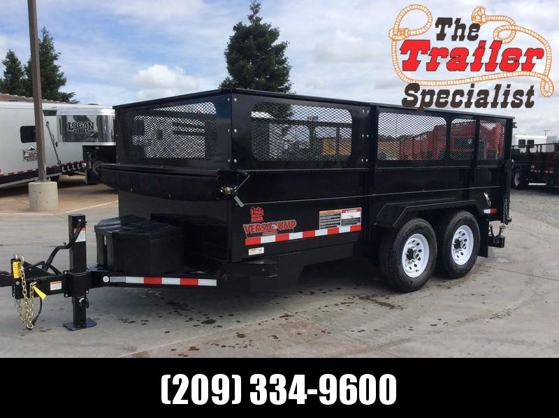 NEW 2020 HEAVY DUTY Midsota HV-14 Dump Trailer