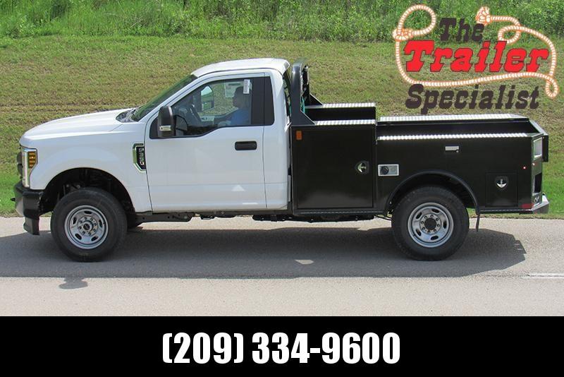 NEW 2020 CM Truck Beds TMX 8'6/84/56/42 (G/ TG WIDE DK)Truck Bed