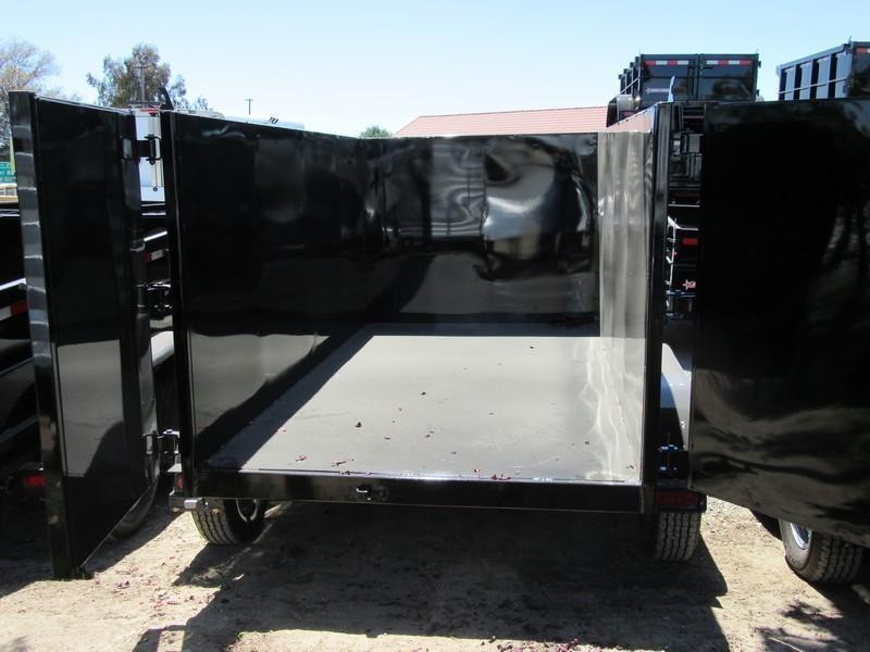 New 2020 Five Star DT098 5x10 7K GVW Dump Trailer