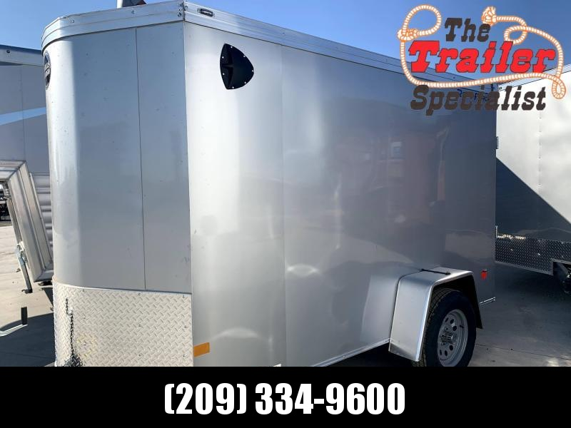 NEW 2021 Wells Cargo Road Force V 5' x 10' S2 3k GVW Enclosed Cargo Trailer
