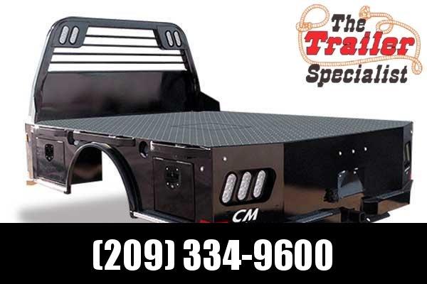NEW 2020 CM SK 8'6/97/56/38 Truck Bed (B&W/SS FEND/CARGO ER STYLE LIG)
