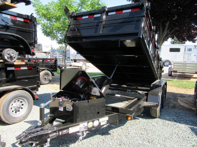 New 2021 Five Star DT095 7k  5x10 Dump Trailer