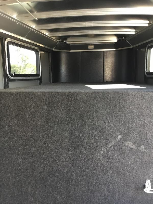 NEW 2020 Logan Coach 20ft Stock Combo Livestock Trailer