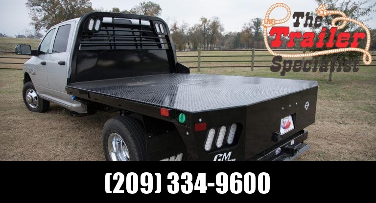 NEW 2021 CM Truck Beds RD 8'6/97/56/34 Truck Bed