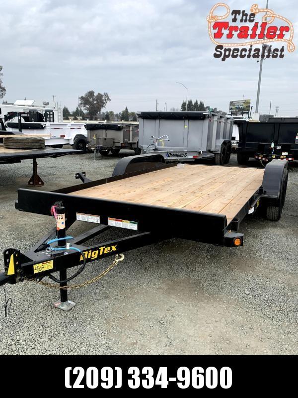 New 2021 Big Tex 70CH-16BRK2 7x16 Car / Racing Trailer