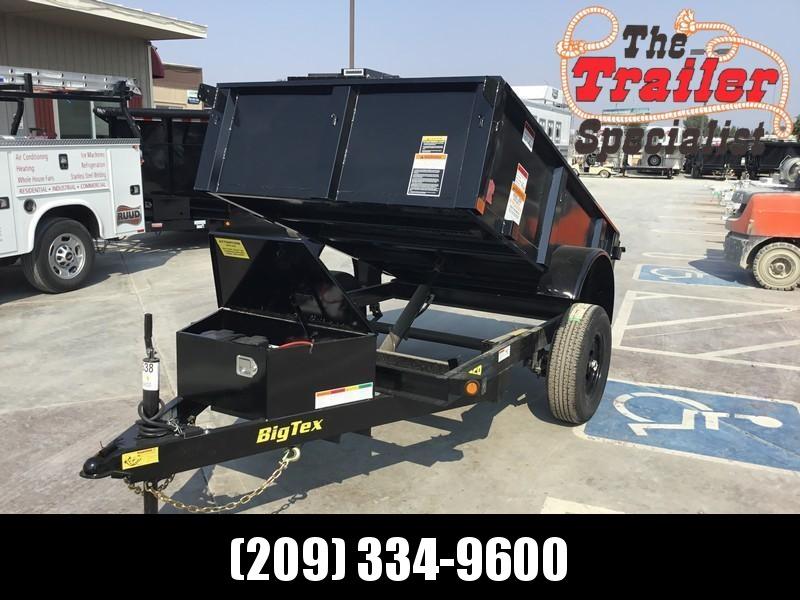 New 2020 Big Tex 50SR-8-5W 5x8 Dump Trailer