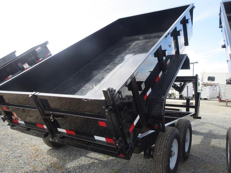 New 2020 Big Tex 14GX-14 Dump Trailer 7X14 14K